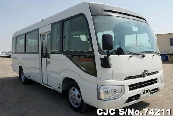 2019 Toyota / Coaster Stock No. 74211