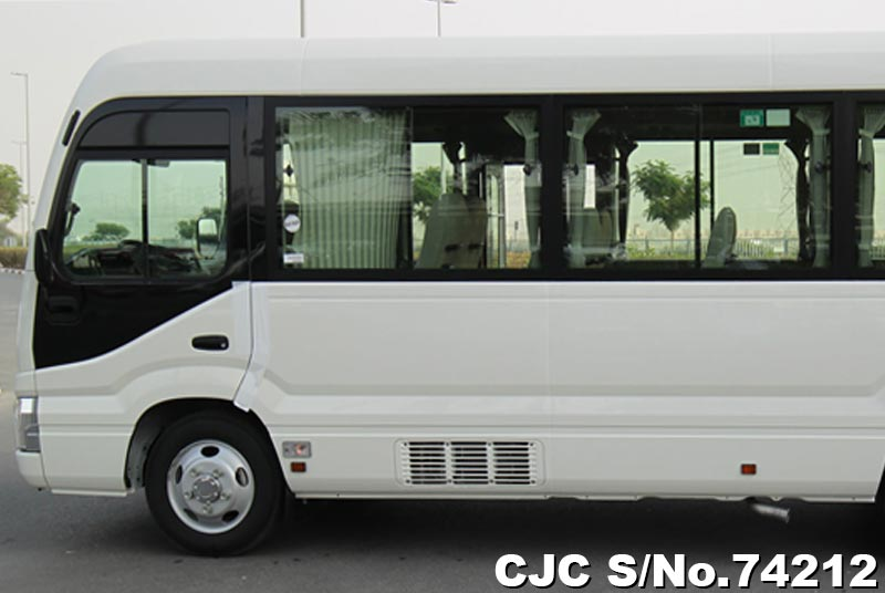 2019 Toyota / Coaster Stock No. 74212