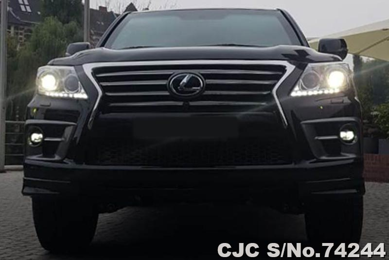2016 Lexus / LX 570 Stock No. 74244