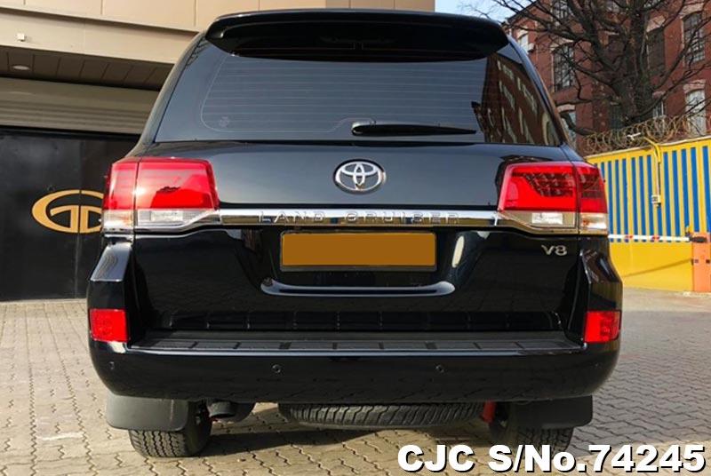 2019 Toyota / Land Cruiser Stock No. 74245