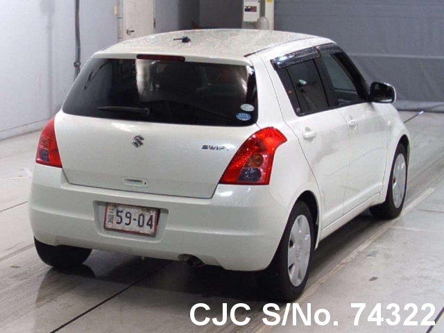 2010 Suzuki / Swift Stock No. 74322
