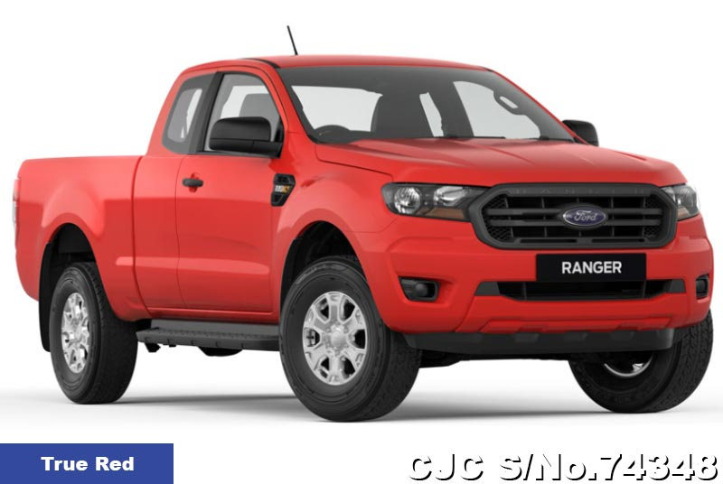 2019 Ford / Ranger Stock No. 74348