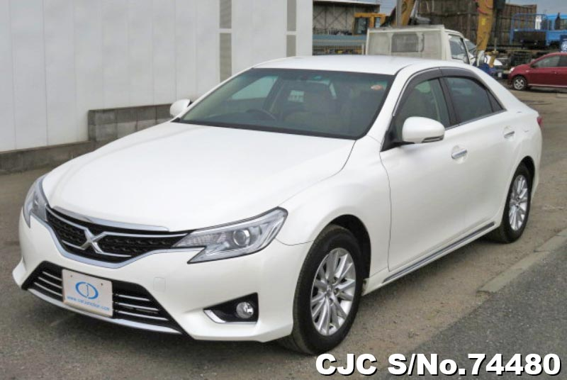 2014 Toyota / Mark X Stock No. 74480