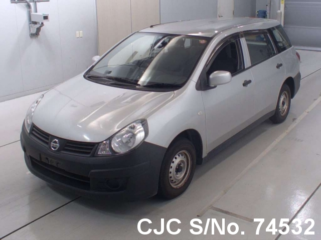 2015 Nissan / AD Van Stock No. 74532