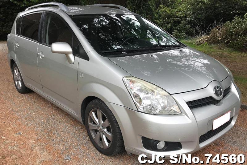 2008 Toyota / Corolla Verso Stock No. 74560