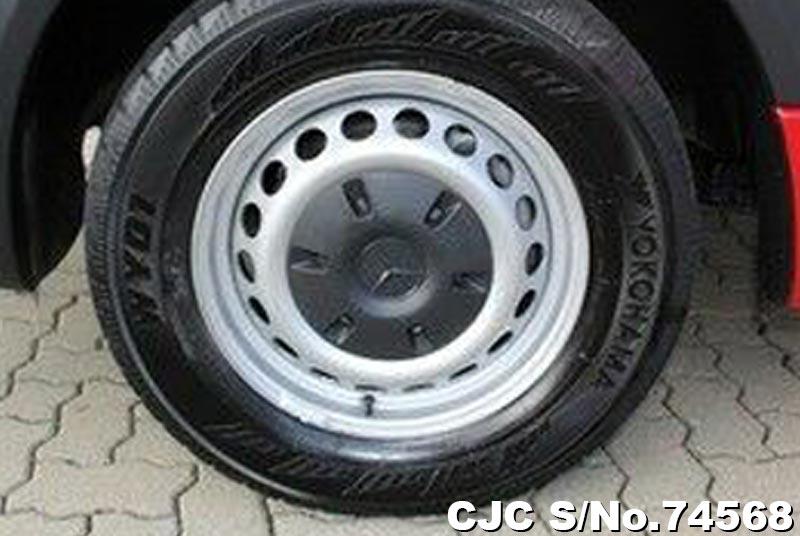 2014 Mercedes Benz / Sprinter Stock No. 74568