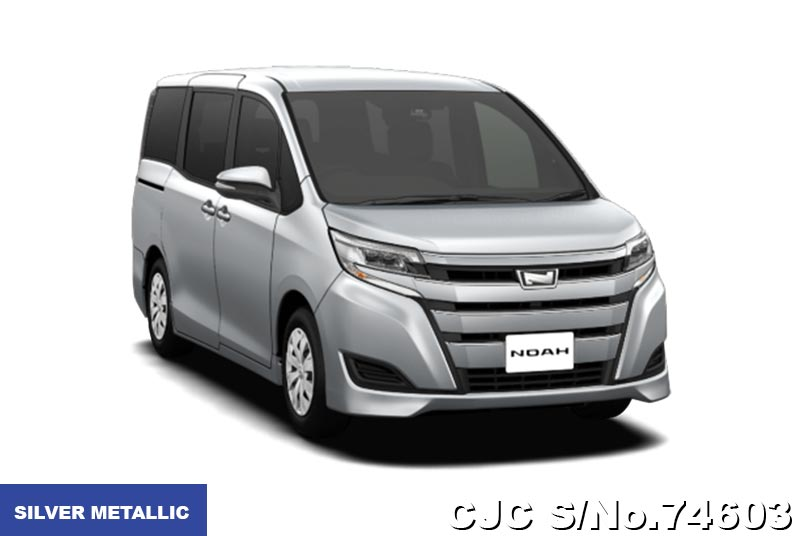2019 Toyota / Noah Stock No. 74603