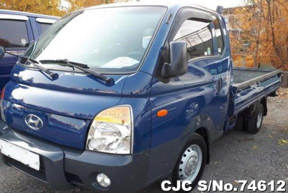 2011 Hyundai / Porter Stock No. 74612