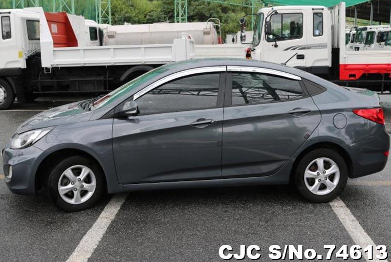 2012 Hyundai / Accent Stock No. 74613