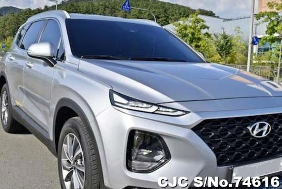2019 Hyundai / Santa FE Stock No. 74616