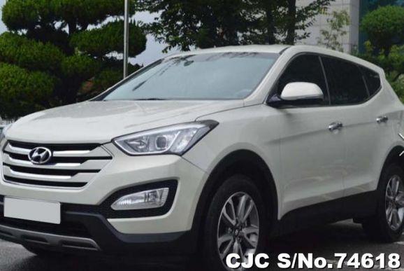 2014 Hyundai / Santa FE Stock No. 74618