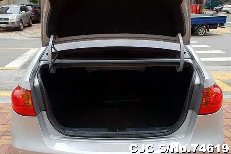 2008 Hyundai / Avante HD Stock No. 74619