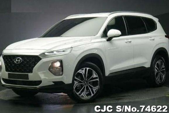 2019 Hyundai / Santa FE Stock No. 74622