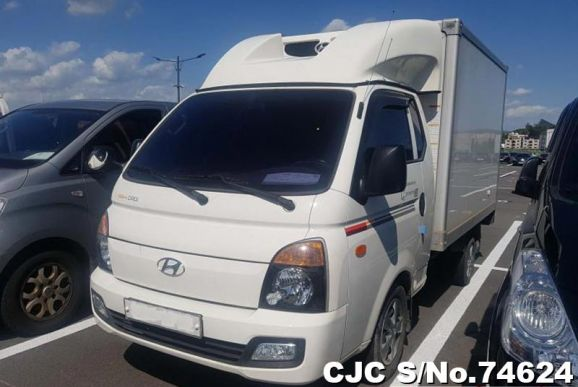 2016 Hyundai / Porter Stock No. 74624
