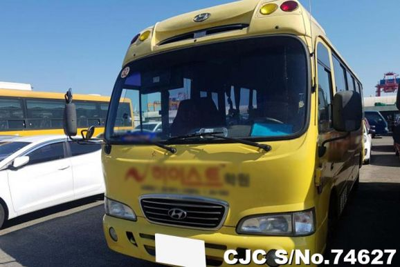 2007 Hyundai / E-County Stock No. 74627