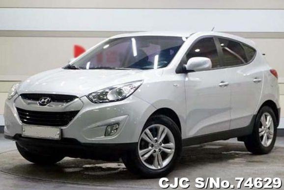 2012 Hyundai / Tucson Stock No. 74629