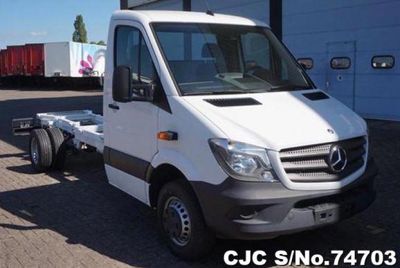 2018 Mercedes Benz / Sprinter Stock No. 74703