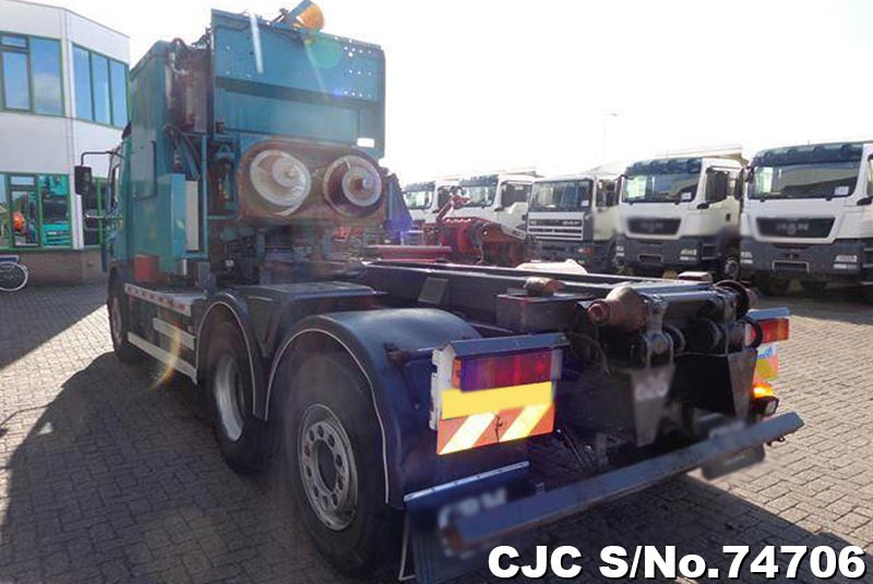 2006 DAF / CF75-250 Stock No. 74706