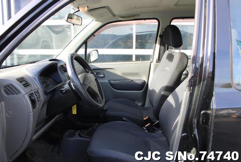 2003 Suzuki / Wagon R Stock No. 74740