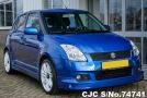 2006 Suzuki / Swift Stock No. 74741
