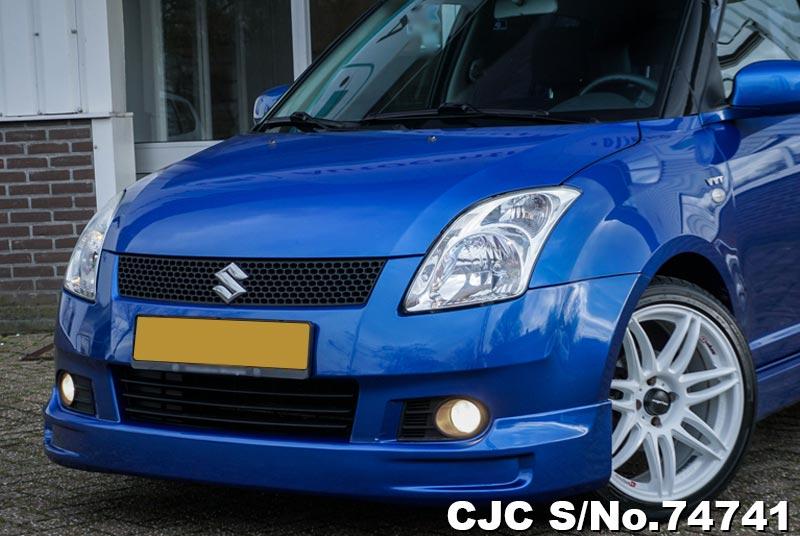 2006 Suzuki / Swift Stock No. 74741