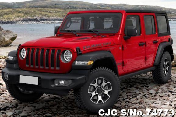 2019 Jeep / Wrangler Stock No. 74773