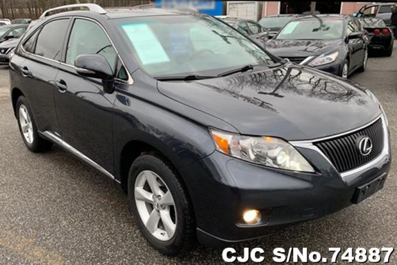 2010 Lexus / RX 350 Stock No. 74887