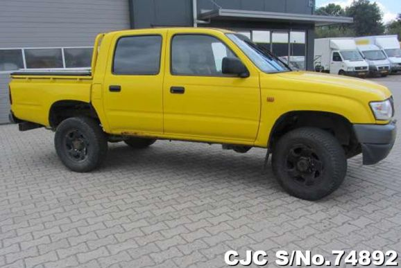2006 Toyota / Hilux Stock No. 74892