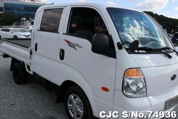 2010 Kia / Bongo3 Stock No. 74936