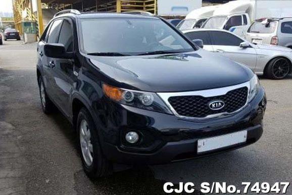 2012 Kia / Sorento Stock No. 74947