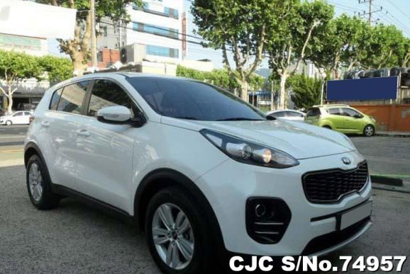 2017 Kia / Sportage Stock No. 74957