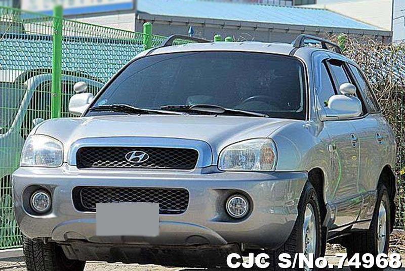 2003 Hyundai / Santa FE Stock No. 74968