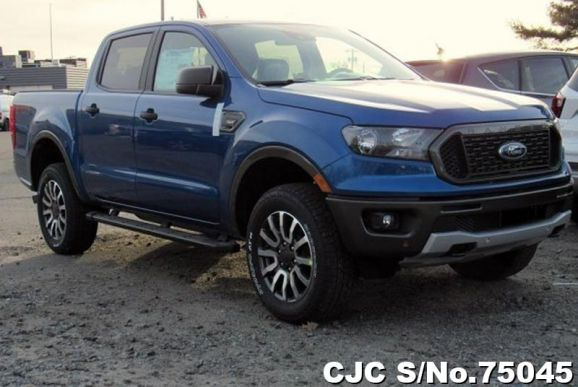 2019 Ford / Ranger Stock No. 75045