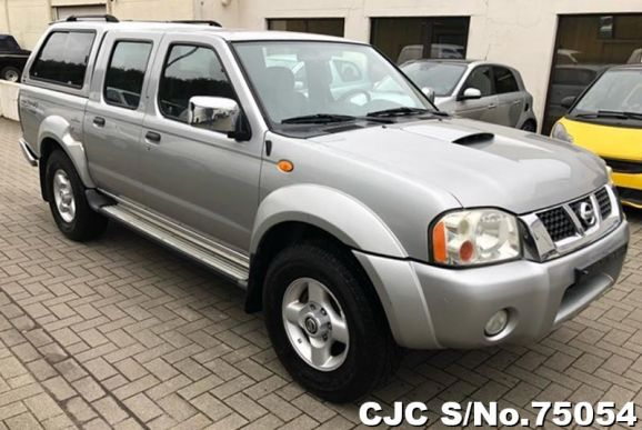 2006 Nissan / Navara Stock No. 75054