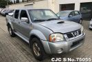 2002 Nissan / Navara Stock No. 75055