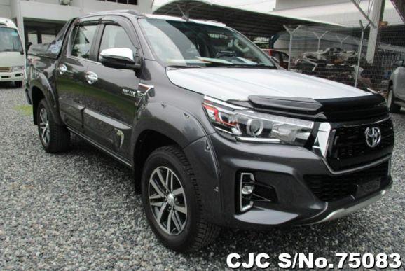 2018 Toyota / Hilux / Revo Stock No. 75083