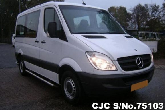 2010 Mercedes Benz / Sprinter Stock No. 75103