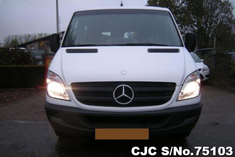 2010 Mercedes Benz / Sprinter Stock No. 75103