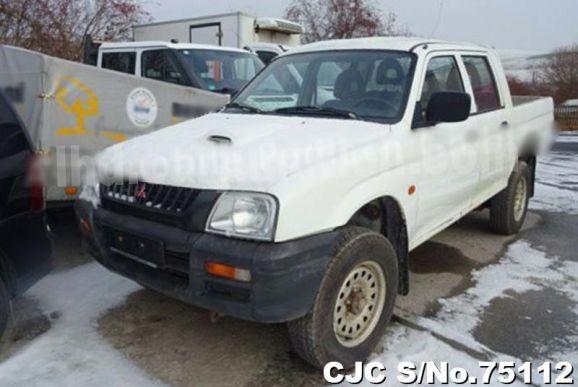2000 Mitsubishi / L200 Stock No. 75112