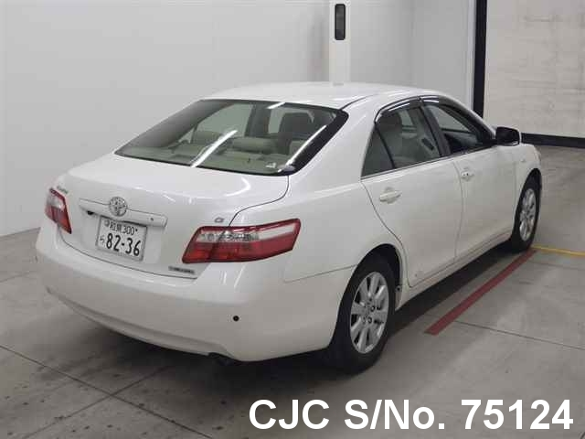 2007 Toyota / Camry Stock No. 75124