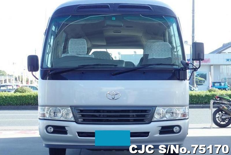 2013 Toyota / Coaster Stock No. 75170
