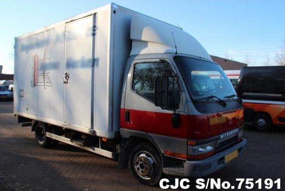 1998 Mitsubishi / Canter Stock No. 75191