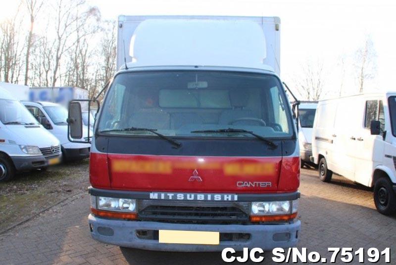 1998 Mitsubishi / Canter Stock No. 75191