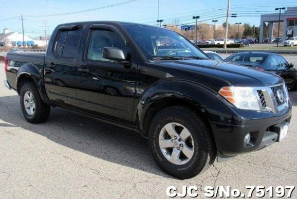 2012 Nissan / Frontier Stock No. 75197