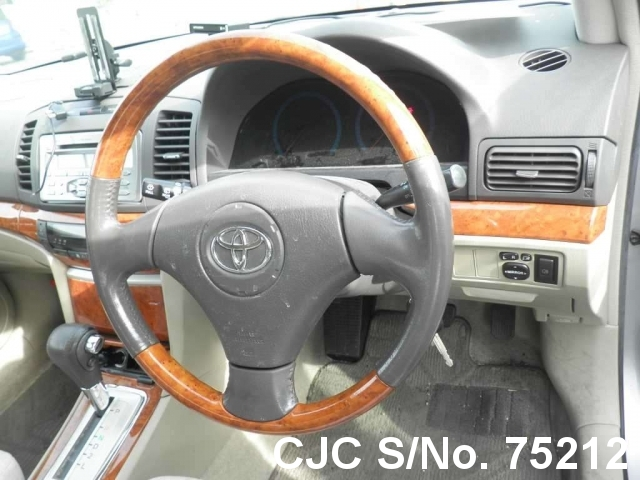 2005 Toyota / Premio Stock No. 75212