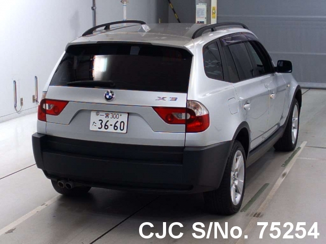 2006 BMW / X3 Stock No. 75254