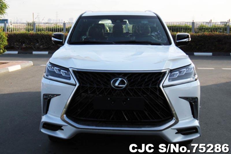2019 Lexus / LX 570 Stock No. 75286