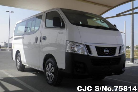 2015 Nissan / Urvan Stock No. 75814