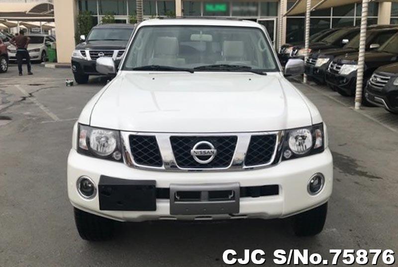 2009 Nissan / Patrol Stock No. 75876