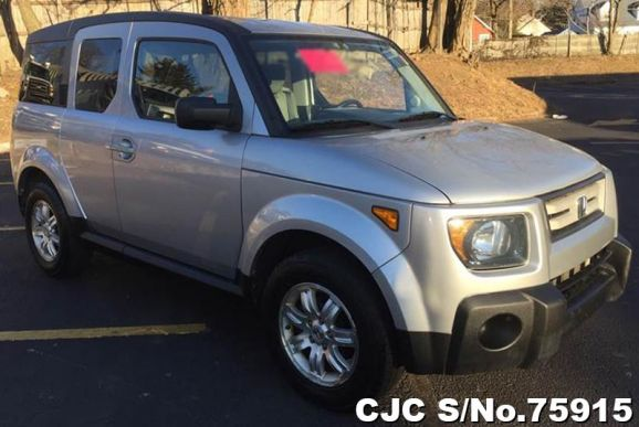 2007 Honda / Element Stock No. 75915